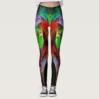 Legging Arte abstracta de Carnaval