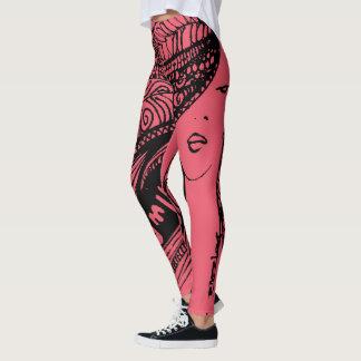 Legging Calças da ioga