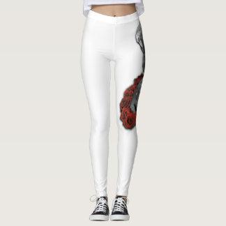 Legging calças justas de Marilyn