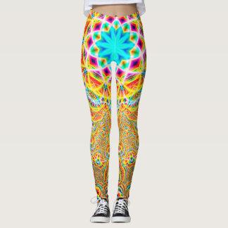 Legging Cores do Fractal