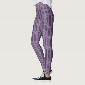 Legging HAMbyWG - caneleiras - roxo do hipster
