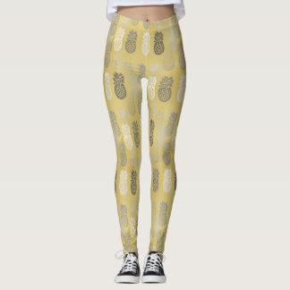 Legging Pattern Ananas