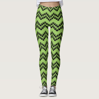 Legging Sushi Chevron