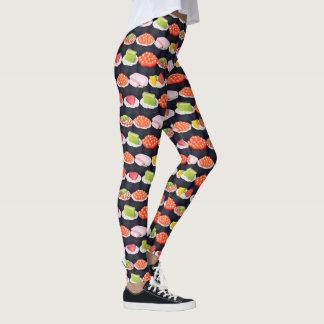Legging Sushi ilustrado Funky