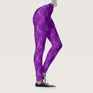 Legging Tesouras