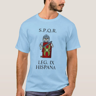 Legião IX romana T-shirt