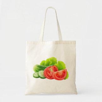 Legumes frescos bolsa tote