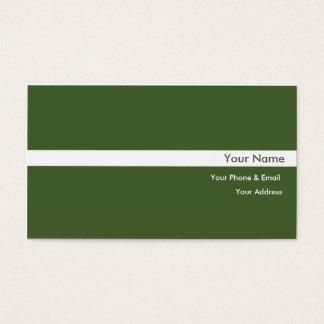 Lei - negócio cartão de visitas