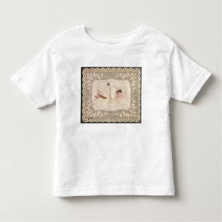 Leitura de cortina da Sra. Caudle, cartão do T-shirts