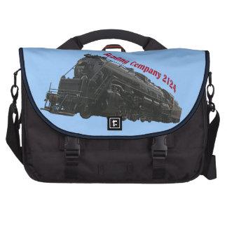 Leitura Locomotiva Empresa 2124 Bolsas Para Notebook