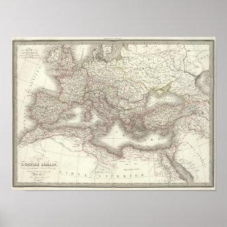 L'Empire Romano - império romano Poster