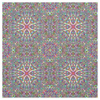 Lenço ou guardanapo Kaleidoscopic Tecido