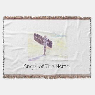 Lençol Anjo da cobertura norte do lance