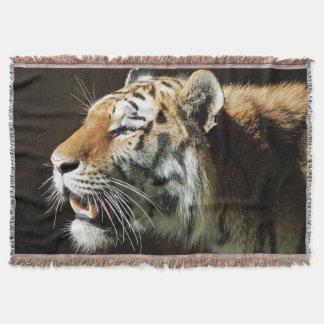 Lençol Cobertura do lance do tigre