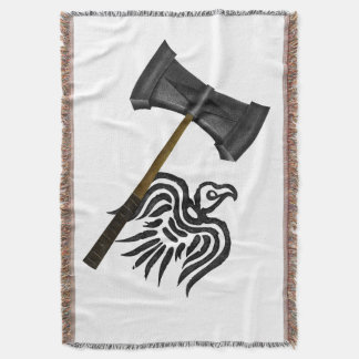 Lençol Thor do martelo da guerra de Viking