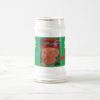 Leprechaun EU AMO IRELAND Caneca De Cerveja