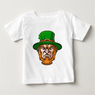 Leprechaun resistente Macot Camiseta Para Bebê