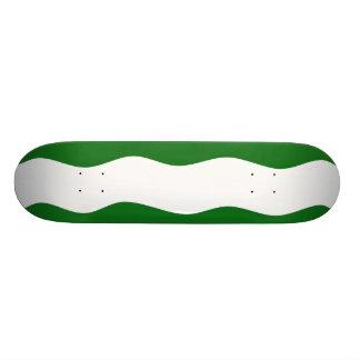 Les Bains de Yverdon, suiça Shape De Skate 18,1cm