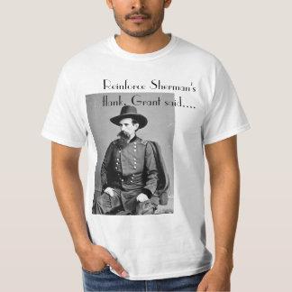 Lew Wallace quer uma segunda oportunidade Tshirt