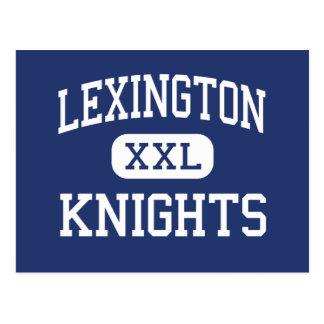 Lexington - cavaleiros - católico - Lexington Cartão Postal