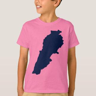 Líbano Camisetas