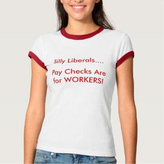 Liberais parvos t-shirt