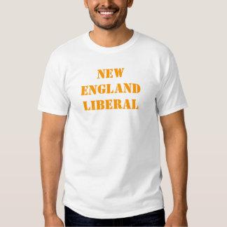 Liberal de Nova Inglaterra Camisetas