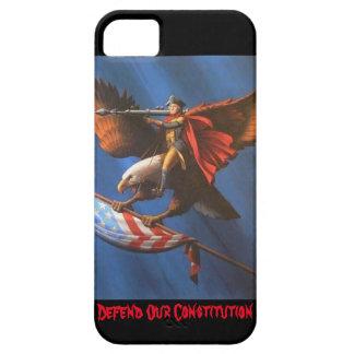 Liberdade de George Washington Badass Capas Para iPhone 5