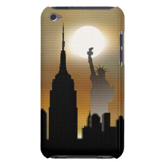 Liberdade de New York Capa iPod Touch