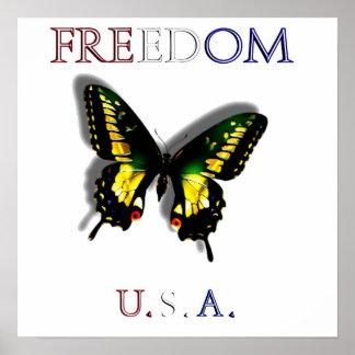 Liberdade Pôster