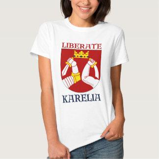 Libere Carélia Tshirts