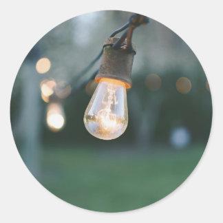 LightBulb Adesivo