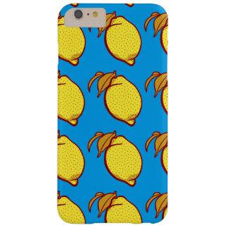 Limão do limão capa barely there para iPhone 6 plus