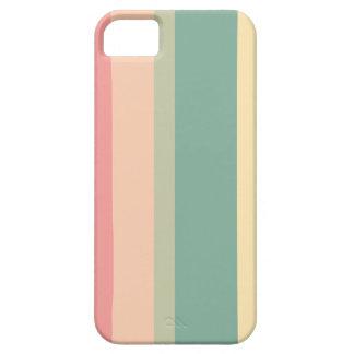 Linhas retros iPhone/caso do iPad Capa Para iPhone 5