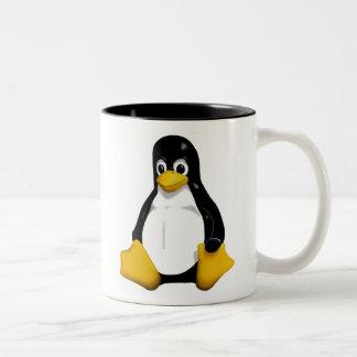 Linux dev mug canecas