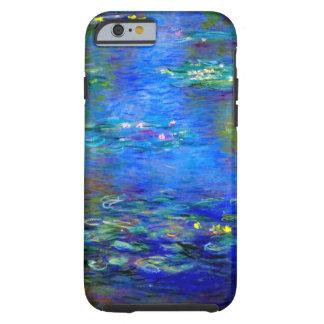 Lírios de água v4 de Monet Capa Para iPhone 6 Tough