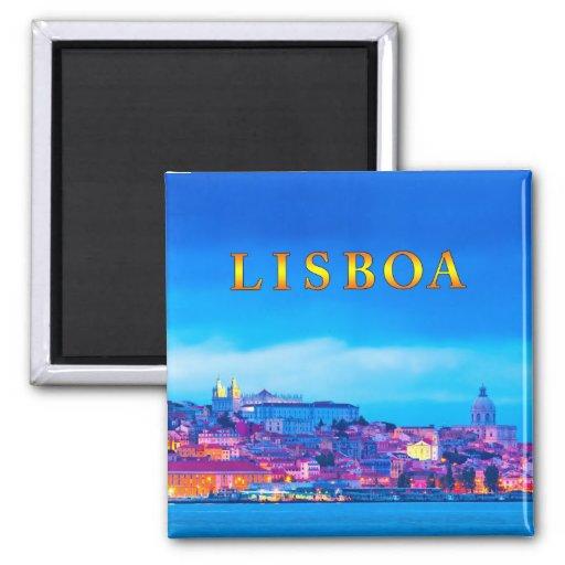 Lisboa 003T Imã