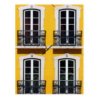 Lisboa, Portugal Cartão Postal