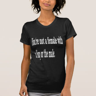 Lisp fêmea, 2b t-shirt