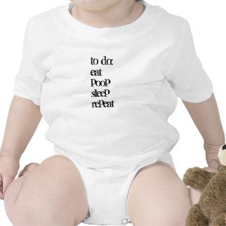 lista do todo para o bebê macacãozinhos para bebê