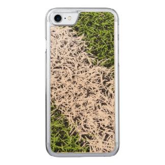 Listra na grama capa iPhone 7 carved
