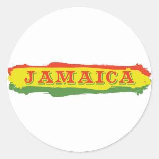 Listras de Jamaica Adesivo