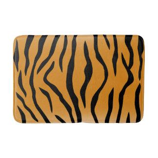 Listras do tigre tapete de banheiro