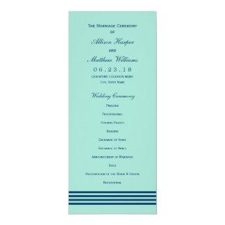 """Listras náuticas do marinho do programa   da convite 10.16"""" x 23.49cm"""