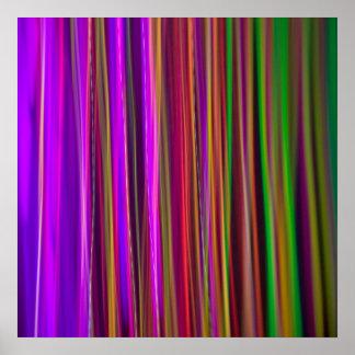 LISTRAS - poster da arte abstracta