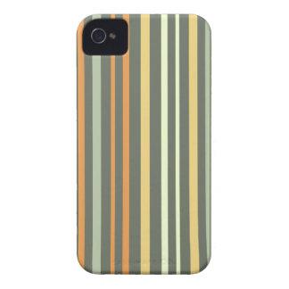 Listras retros da trilha capa iPhone 4 Case-Mate