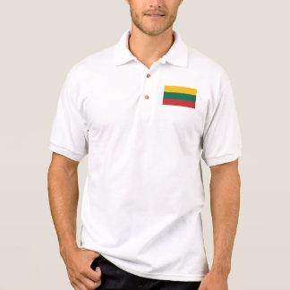 lithuania t-shirt polo