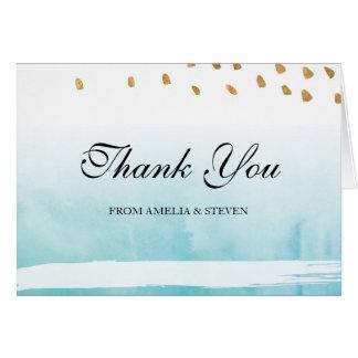 Litoral - cartões de agradecimentos