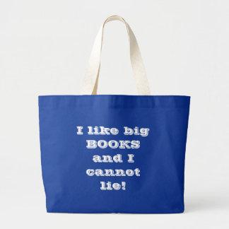 Livros grandes bolsa
