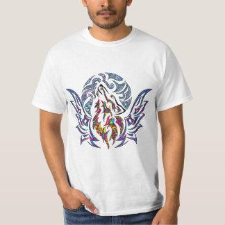 Lobo do Doodle Tshirts